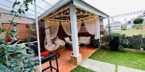 Villa Đà Lạt D270 - Khuôn viên sân vườn rộng rãi, view đẹp