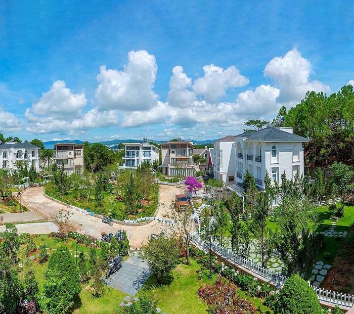 Villa Đà Lạt D281