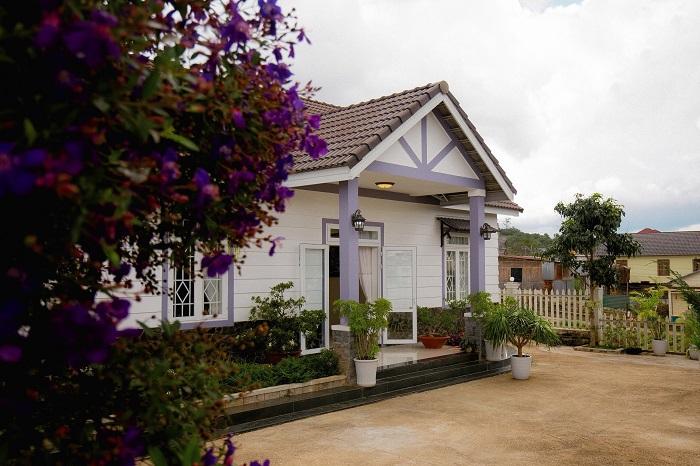 Villa Đà Lạt D288