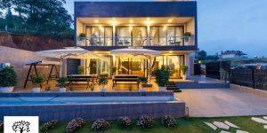 Villa Đà Lạt D294 - Kiến trúc hiện đại, cao cấp