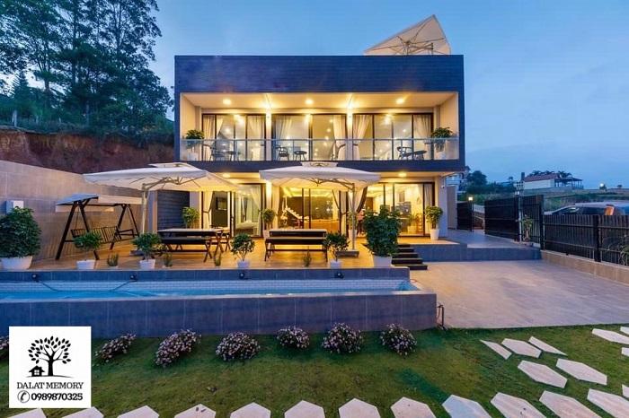 Villa Đà Lạt D294