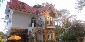 Villa Đà Lạt D213 - Biệt thự sang trọng giữa rừng thông