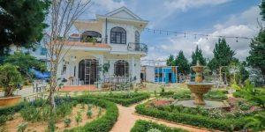 Villa Đà Lạt D296 - Villa sân vườn cực chill