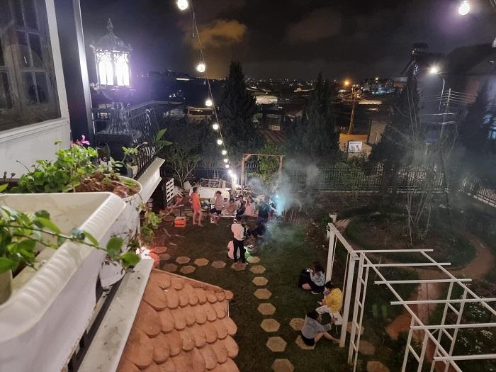 Villa Đà Lạt D296