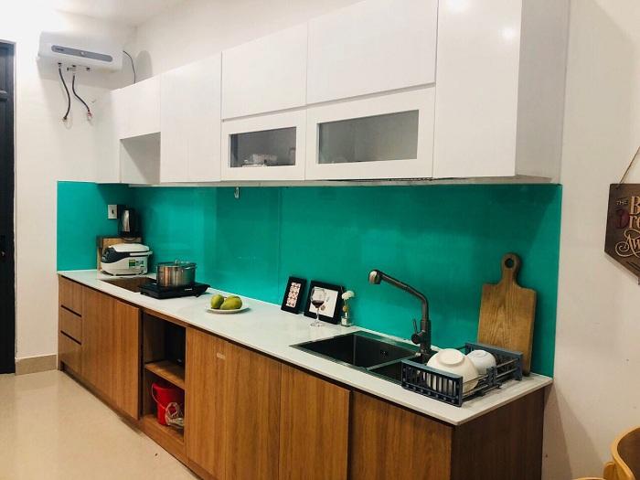 Villa Đà Lạt D056 - Phòng bếp