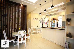 Phòng bếp Villa Đà Lạt D051